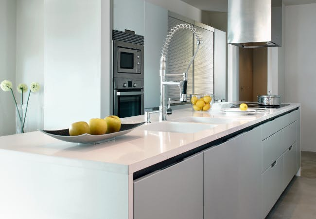Setting the stage for a great kitchen with Silestone!